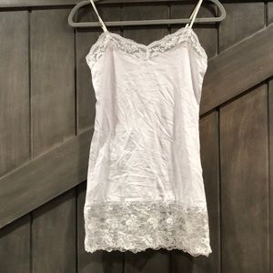 Other - Lace Camisole Chemise